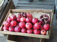 Фото: фрукт Гранат